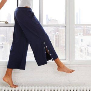 ~ 🌞 50% Off ~ aerie Side Snap Wide Leg Culottes